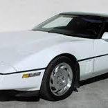1989 white cor
